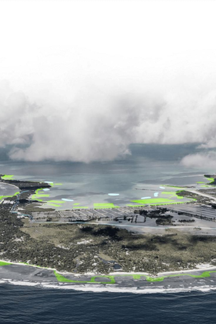 Erosion based urbanism
